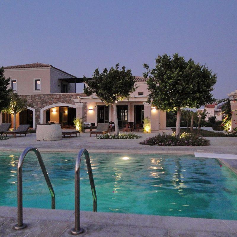 Samos Getaway Villa