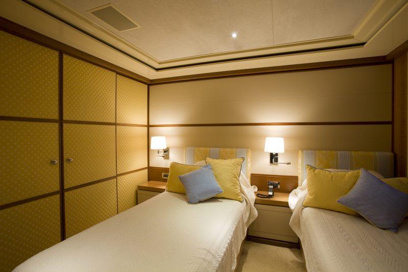 Guest cabin 4 lower deck